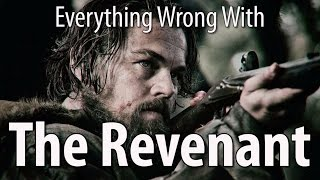 Everything Wrong With The Revenant In 9 Minutes Or Less by Cinema Sins