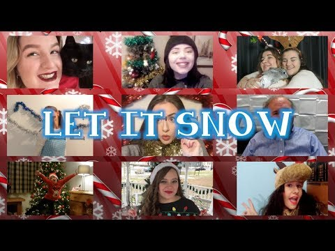 "Sammy Cahn & Jule Styn  ""Let It Snow! Let It Snow! Let It Snow!"" Cover by Georgia Merry"