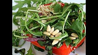 Videoricetta: insalata di quinoa e verdure
