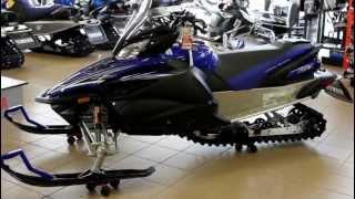 9. Yamaha Apex SE Snowmobile
