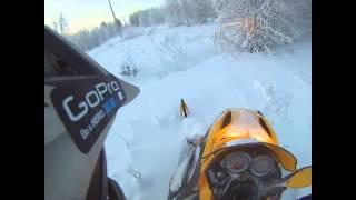 10. Ski doo mxz 550f