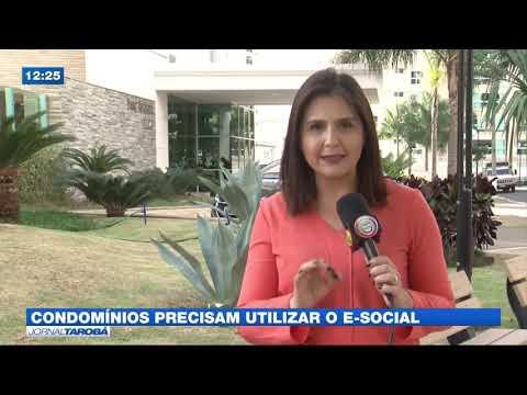 2018 - Jornal Tarobá - eSocial