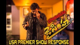 Video Jai Simha USA Premiere Show Audience Response MP3, 3GP, MP4, WEBM, AVI, FLV Januari 2018