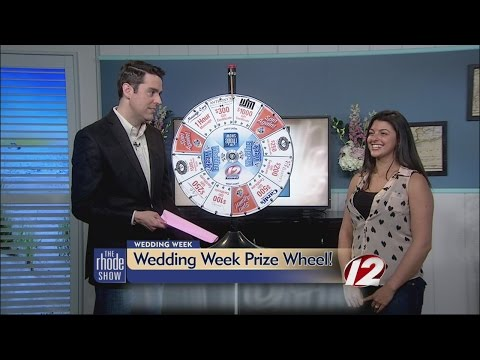 Wedding Wheel Winner: Bride-to-be Rayna D'Amico