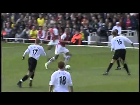Thierry Henry Top 10 Goals HD