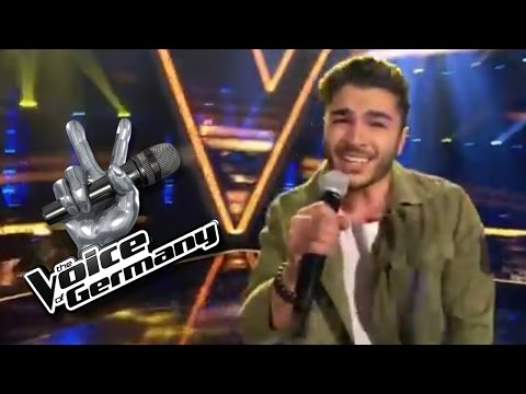 Pony - Ginuwine | Danyal Demir Cover | The Voice Of Germany 2016 | Blind Audition