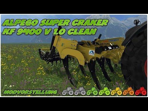 Alpego Super Craker kf 9400 v1.1 plow