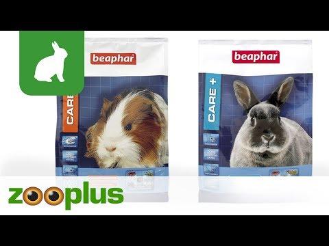 Kleintierfutter Beaphar Care+ | Meerschweinchen- & Kaninchenfutter | zooplus