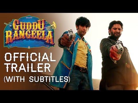Guddu Rangeela | Official Subtitled Trailer | Arshad Warsi | Amit Sadh | Aditi Rao Hydari