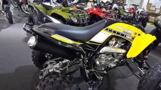 10. 2016 Yamaha Raptor 700R SE
