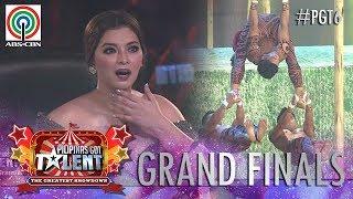 Video Pilipinas Got Talent 2018 Grand Finals: Bardilleranz - Pull Up Bars MP3, 3GP, MP4, WEBM, AVI, FLV September 2018
