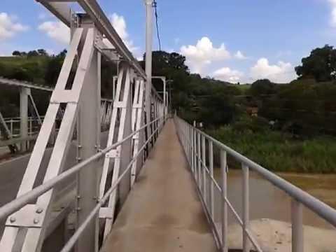 Travessia da ponte Quatis x Porto Real.