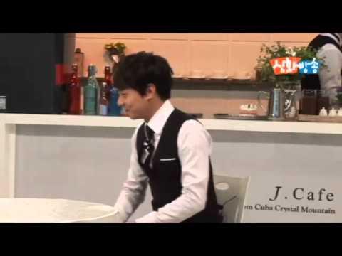[JTBC] 신화방송 (神話, SHINHWA TV) 최신유행채널 3 Making 영상
