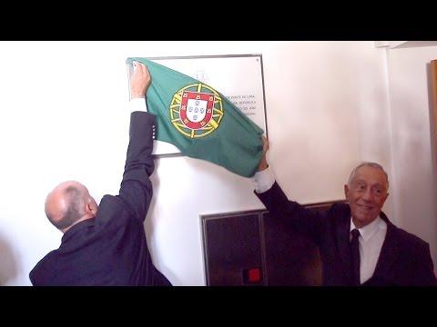 Inauguração do Centro de Interpretação da História Militar de Ponte de Lima