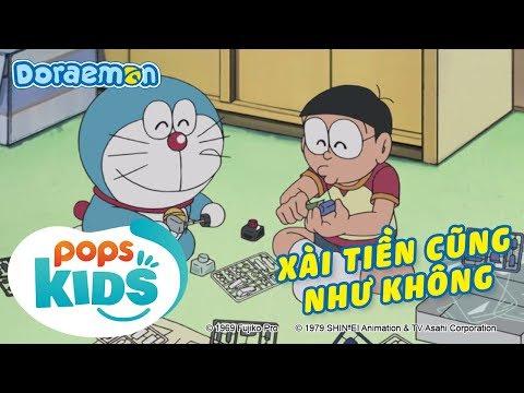 [S6] Doraemon Tập 264 - Nobita Trở Thành Picasso, Xài Tiền Cũng Như Không - Hoạt Hình Tiếng Việt - Thời lượng: 21:51.