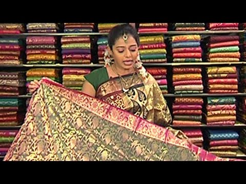 All Varieties Of Kanchi Pattu Sarees With Cost
