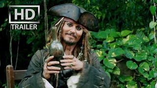 Nonton Pirates of the Caribbean 4 : On Stranger Tides | [HD] OFFICIAL trailer #1 US (2011) 3D Johnny Depp Film Subtitle Indonesia Streaming Movie Download