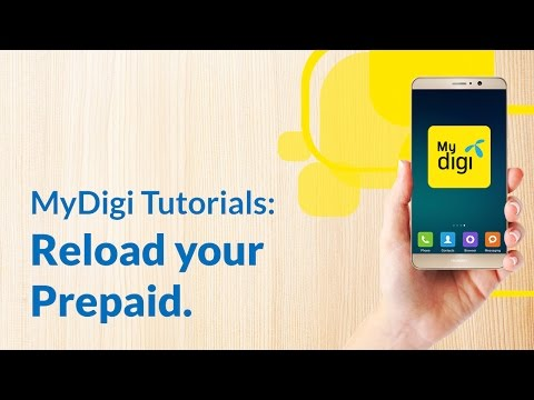 Reload your Digi Prepaid™ with new MyDigi app thumbnail
