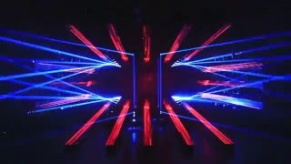 Download Video China first naked eye 3D lighting art show MP3 3GP MP4