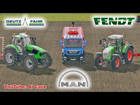 Deutz Fahr TTV 9 Series MR v1.1.0.0