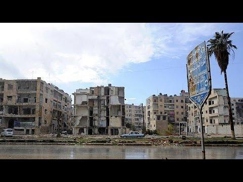 Συρία: Συνεχίζονται οι σκληρές μάχες στο Χαλέπι