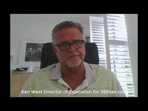 Ken West, Director of 3∙6∙5 Salon Education talks profit forecasting