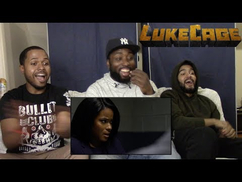 """Marvel's Luke Cage REACTION - 2x12 """"Can't Front on Me"""""""