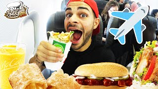 Video Je teste un Mcdo Allemand dans l'avion ! MP3, 3GP, MP4, WEBM, AVI, FLV Juli 2018