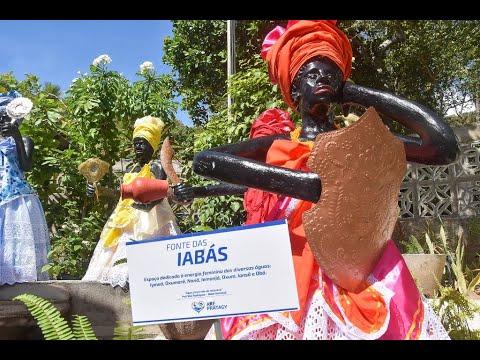 Primeiro museu a céu aberto da cultura afro é inaugurado em Maceió
