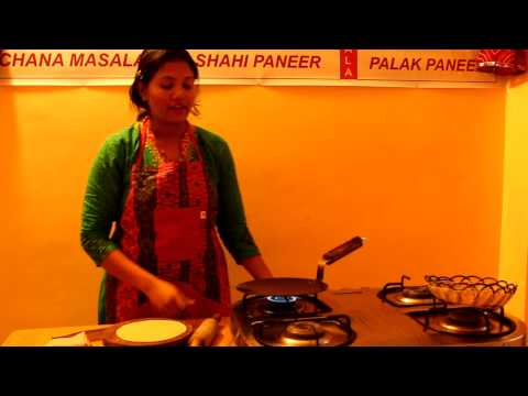 Cooking Classes In Rishikesh - Making Of Indian Chapati