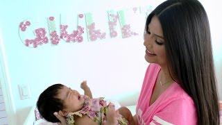 ¡Ana Patricia y baby Giulietta compartieron con sus fans de