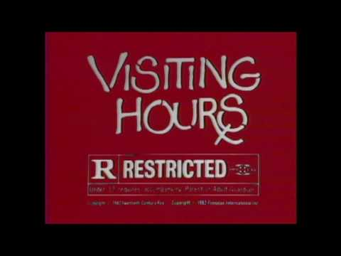 Visiting Hours (1982) - HD Trailer [1080p]