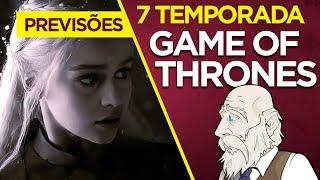 Neste vídeo, o Velho traz fatos e especulações sobre a sétima temporada de Game of Thrones falando das principais teorias que circulam entre os fãs da série....