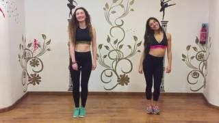 Zumba fitness Reggaeton lento Choreo by Dana Reigadas