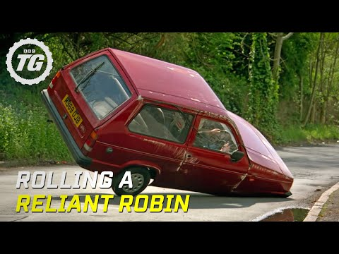 Top Gear vs Reliant Robin