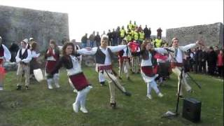 Valle Shqiptare 1 - Albanian Traditional Dance