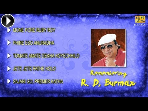 Hit Songs of R D Burman | Bengali Song Jukebox | Rahul Dev Burman