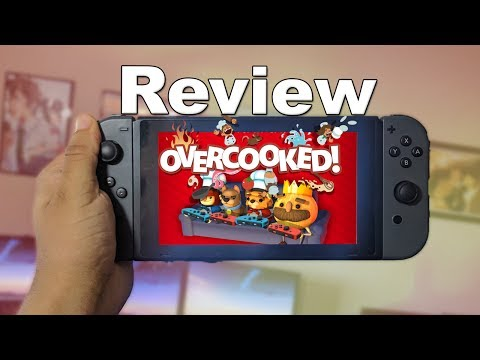 Overcooked Special Edition Nintendo Switch Review