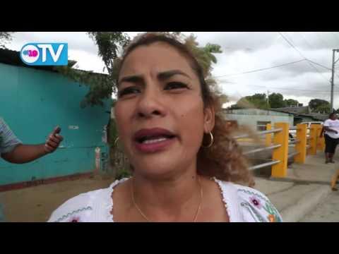 ALMA inaugura puente vehicular en Acahualinca
