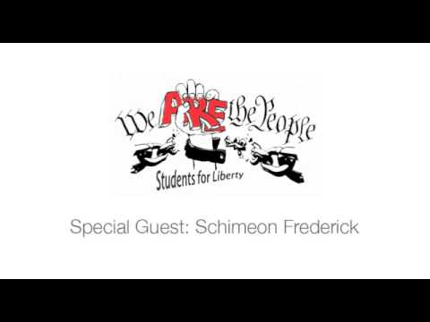 WeAREThePeople.tv with Guest Host Schimeon Frederick CEO of Trusted Debt Solutions LLC