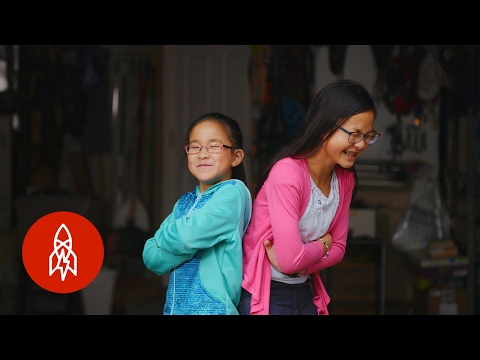 These Young Sisters Sent a Weather Balloon to Space | That's Amazing