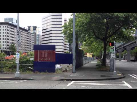 0 Videos of New 41 Story Condo Site In Downtown Seattle