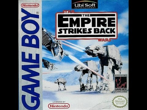 star wars the empire strikes back game boy