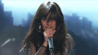 "Video Camila Cabello SLAYS ""Never Be The Same"" Debut Performance On Fallon MP3, 3GP, MP4, WEBM, AVI, FLV April 2018"