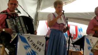 Campbell (CA) United States  city photos gallery : MVI 5755 Oktoberfest 2009 Campbell California,margo and USA Alpioners German Music