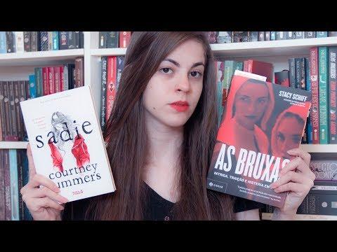 Resenha do Livro Sadie e As Bruxas