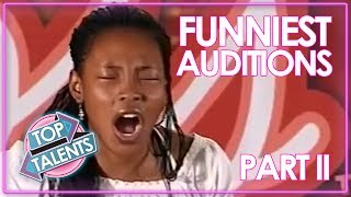 Video FUNNIEST AUDITIONS EVER!! X Factor, Idols & Got Talent PART 2 | Top Talent MP3, 3GP, MP4, WEBM, AVI, FLV Juli 2019