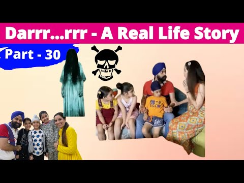 Darr..rrr A Real Life Story - Part 30 | RS 1313 SHORTS | Ramneek Singh 1313 | RS 1313 VLOGS #Shorts