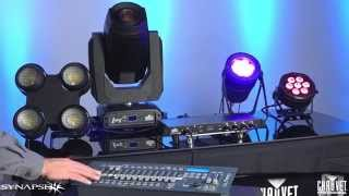 Synapse 4 by CHAUVET Professional