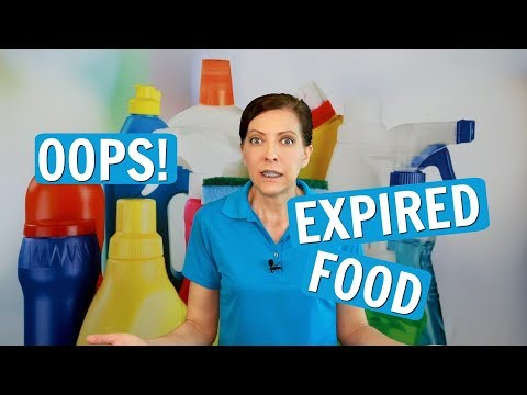 Food Expiration Dates - What Do They Mean?